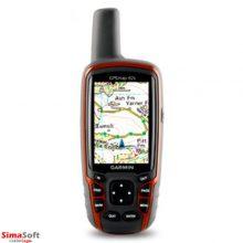 راهنمای فارسی جی پی اس GARMIN GPSMAP 62S