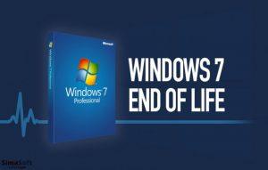 پایان پشتیبانی ویندوز ۷
